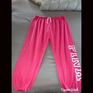 PINK sweat pants